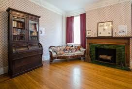 harriet beecher stowe u0027s family home is a public museum in walnut