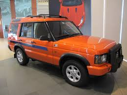 orange land rover discovery 2004 land rover g4 sold jlr classics