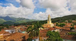 Cuban Map Cuba Cultural Adventure Itinerary U0026 Map Wilderness Travel