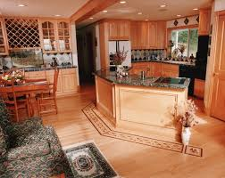 kitchens with oak cabinets kitchen floor ideas with oak cabinets u2014 smith design living in