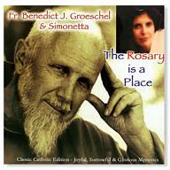 rosary cd the rosary is a place cd