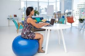 Exercise At Your Desk Equipment 5 Ways To Make Your Desk Life A Healthier Place At Work