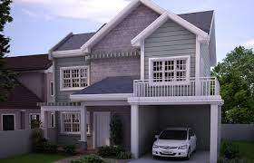 geronimo american inspired two storey house plan pinoy house
