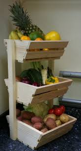 Modern Fruit Holder Three Tier Vegetable Rack Amazon Co Uk Kitchen U0026 Home Simple