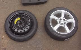 hyundai santa fe tyre size how far can you drive on a spare tire autoguide com