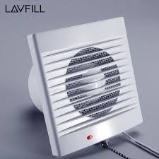 Window Mounted Kitchen Exhaust Fan Bathroom Extractor Fan With - Bathroom fan window