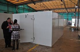 facile démontage chambre froide réfrigérateur congélateur pour