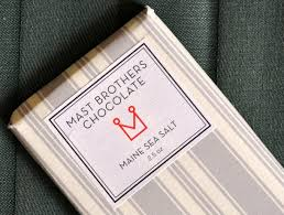 Where To Buy Mast Brothers Chocolate I U0027m Obsessed With Mast Brothers Chocolate With Maine Sea Salt