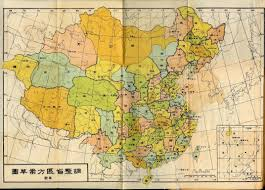 Map Of China Provinces by 68 Provinces 68 Languages What China Might U0027ve Looked Like If The