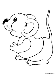 mouse coloring pages download print mouse coloring pages