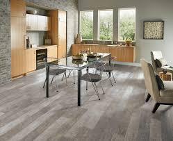 Laminate Flooring St Louis St Louis Grey Hardwood Floors Kitchen Modern With Glass Top Dining