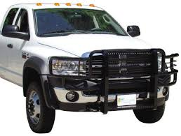 2010 dodge ram 1500 brush guard rancher grill guard by go industries