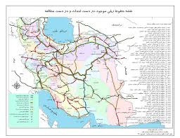 Isfahan On World Map by Iran Railways Page 38 Skyscrapercity