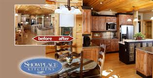 Showplace Cabinets Sioux Falls Sd Cabinets Showplace Kitchens Cabinet Refacing Gives A Quicker