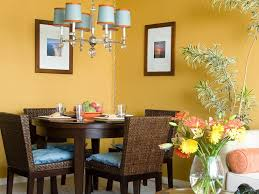 Yellow Dining Chair Dining Room Breathtaking Yellow Dining Room Color For Wall With