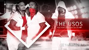 theme song quiz wwe wwe the usos new heel theme song 2017 ᴴᴰ clear version amazing