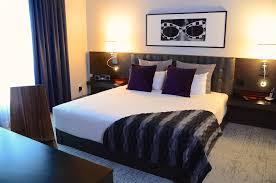 hotel avec service en chambre hébergement à montréal