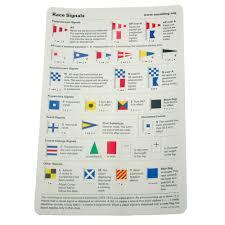 Position Of Flags U S Sailing Race Flag Sticker Aps