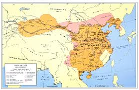 Changsha China Map by At One Point Rome And Han China Had Borders Closer In Distance