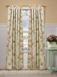Drapery Outlets Thermal Tab Top Curtains Foter