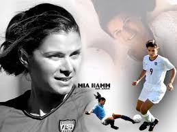 Mia Hamm Pictures