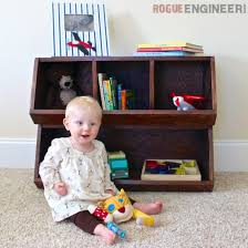 Build Your Own Toy Storage by Rogueengineer Craftgawker