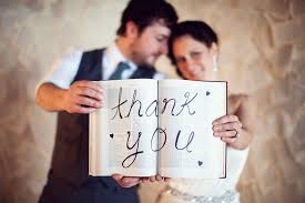 wedding thank you 6 ways to get creative with wedding thank you notes mywedstyle