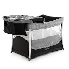 Baby Camping Bed Illusion Travel Cot Joie Explore Joie