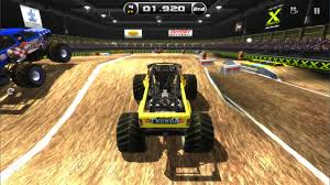 monster truck video games review monster truck destruction enemy slime