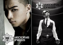 wedding dress taeyang big taeyang s wedding dress plena