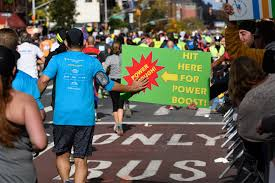 New York City Marathon Map by Nyc Marathon 2016 Guide Including Where To Watch The Race