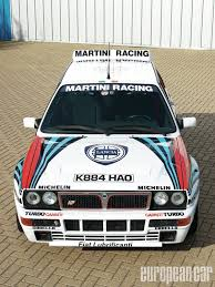 martini racing ferrari 1993 lancia delta hf integrale 16v evolution ii martini bianco