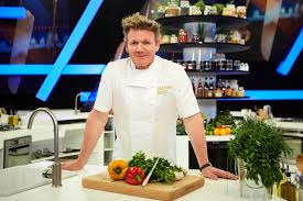 cuisine tv programmes culinary genius gordon ramsay i ban dinner in front of the