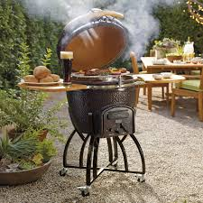 backyard professional charcoal grill have to have it vision grills professional c series super bundle
