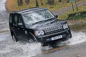 land rover discovery 4 off road land rover discovery 4 sdv6 hse review group tests auto express