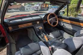 maserati biturbo sedan 1989 maserati biturbo spyder 2 8 automatic sunningdale classics