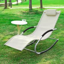 Black Patio Chair Haotiangroup Rakuten Haotian Rocking Black Lounge Patio Chairs