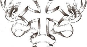 back cross tattoos for men eemagazine com