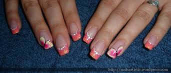 Exemple Deco Ongles by Poses Gel Les Ongles De Nany Page 4