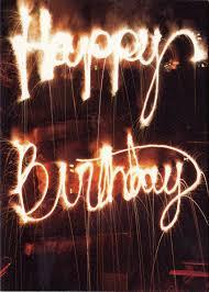 birthday sparklers happy birthday sedai forums