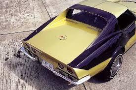 how much is a 1969 corvette stingray worth the 1969 chevrolet astrovette stingray magazine