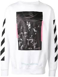 off white clothing virgil abloh cheap off white striped sleeves