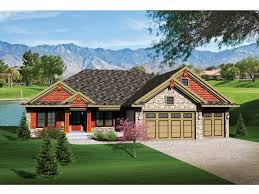 eplans ranch house plan u2013 1884 square feet and 3 bedrooms from
