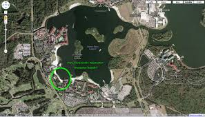 Disney World Google Map by An Entire Day At Disney Free