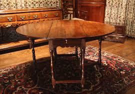 antique oak gateleg dining table 17th century c 1680 to c 1720