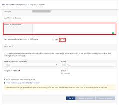 cancellation of registration under gst why u0026 how