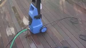 pacific hydrostar 1650 psi electric pressure washer review harbor