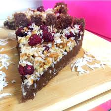 talia fuhrman blog archive no bake vegan german chocolate cake