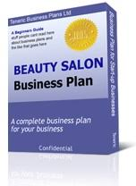 business plans for hair and beauty salons