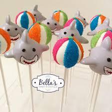 best 25 shark cake pops ideas on pinterest shark information